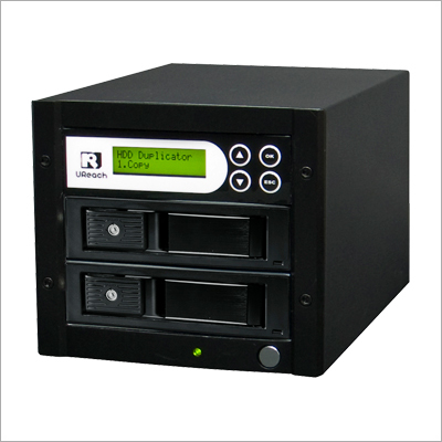 Super One Series -1 To 1 HDD-SSD Duplicator And Sanitizer (HD-SU01)