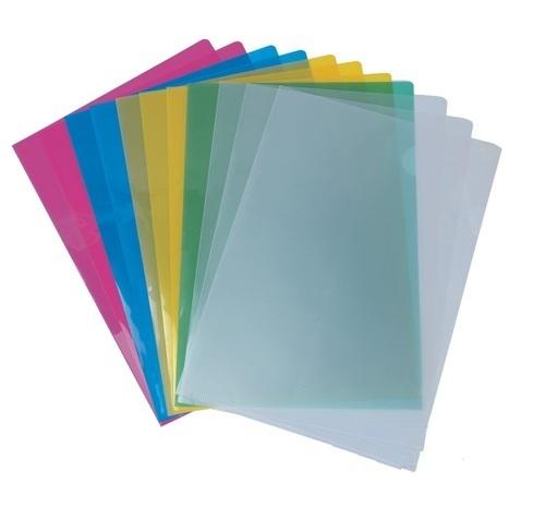 LM Plastic Folder A4 Size