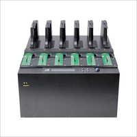 1 To 5 Auto-Detect NVMe-SATA PCIe SSD Duplicator