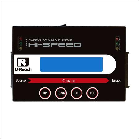 1 To 1 HS SATA HDD Duplicator (PRO250)