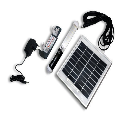 Solar Rechargeable Tube Light