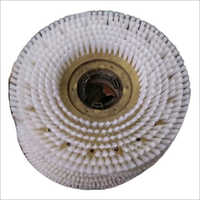 Nylon Flat Disc Brush