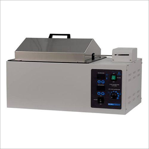 Water Bath Incubator Shaker Machine
