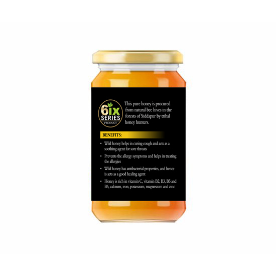 Wild Honey 200gm