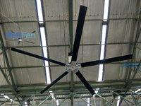 Helifan Of 8 Feet Diameter To 24 Feet NORD Motor