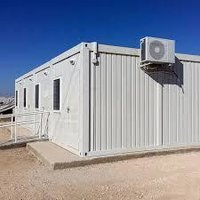 Prefabricated Portable Container