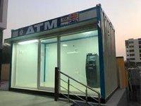 Prefabricated Portable ATM Cabin