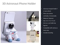 3D Astronaut Phone Holder