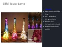 Eiffel Tower Decorative Lamp