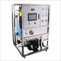 Industrial Sea Water Reverse Osmosis