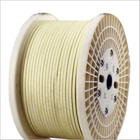Double Fiber Glass Covered Copper Conductor