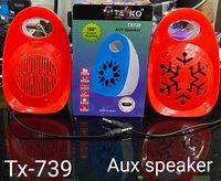 TX-739 AUX SPEAKER