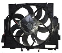 Mercedes C Class Radiator Fan - Mercedes S Class Radiator Fan