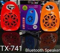 TX-741  BLUETOOTH SPEAKER