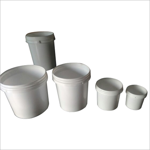 Plastic Paints Buckets