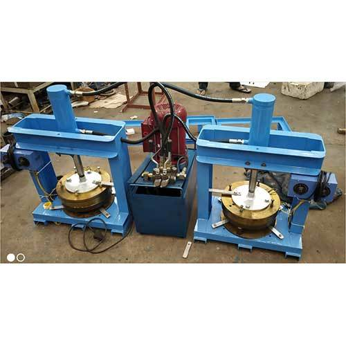 Double Die Disposable Thali Making Machine