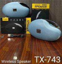 TX-743 WIRELESS SPEAKER
