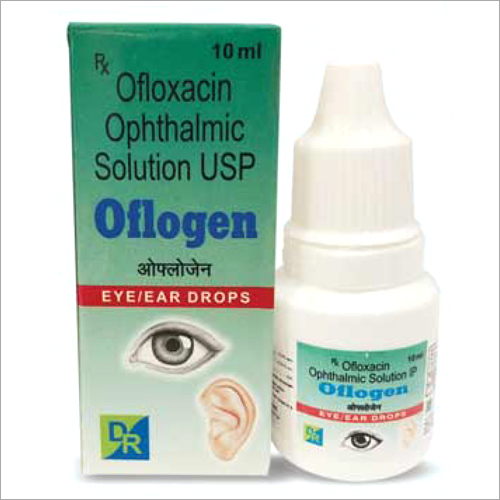 Ofloxacin Ophthalmic Solution USP Drop