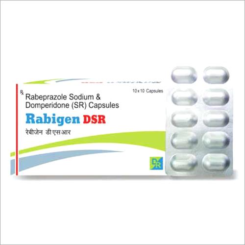 Rabeprazole钠和Domperidone胶囊