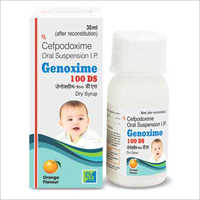 Cefpodoxime Oral Suspension I.P.