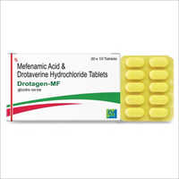 DROTAVERINE TABLETS