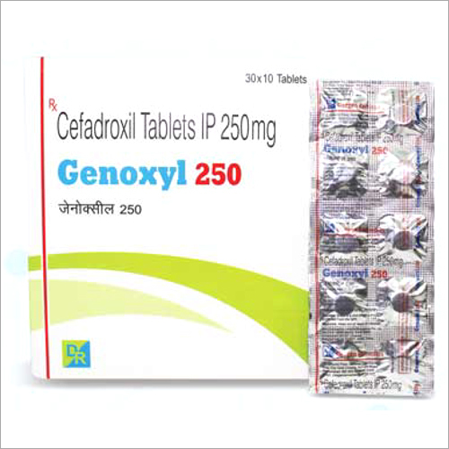 250 mg Cefadroxil Tablets IP