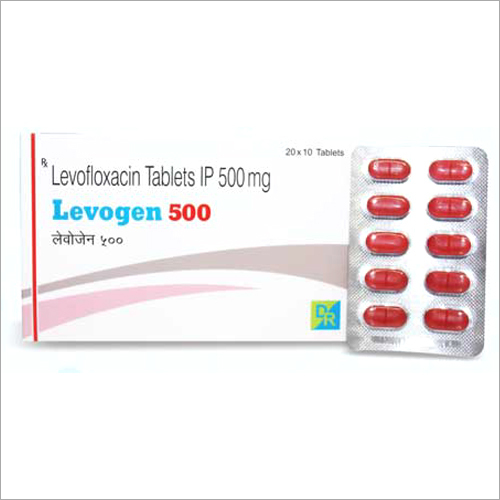 500 mg Levofloxacin Tablets IP
