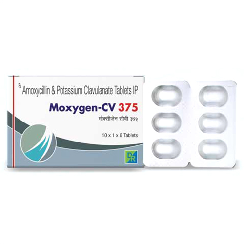 Amoxicillin And Potassium Clavulanate Tablets IP