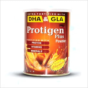 DHA And GLA Chocolate Flavour Protein Powder