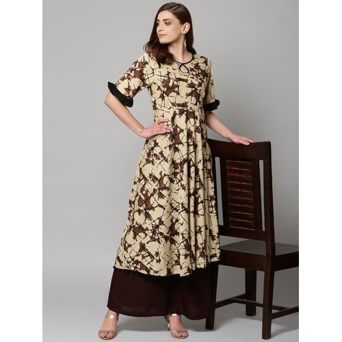 Stylish Ladies Cotton Kurta