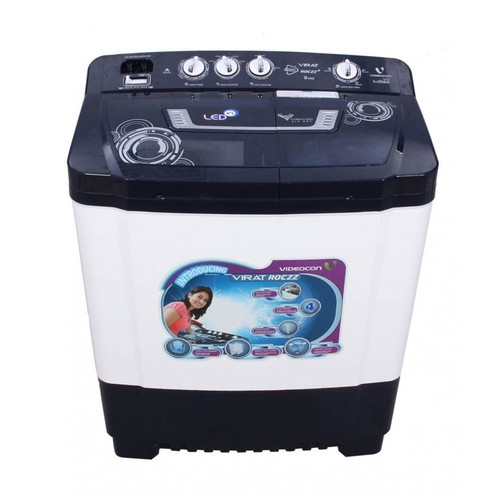 Videocon 9.0 Kg 90P19 Semi Automatic Washing Machine