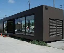 Portable Office Container