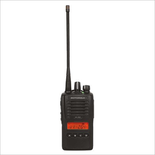 2 Way Motorola Portable Analog Radio