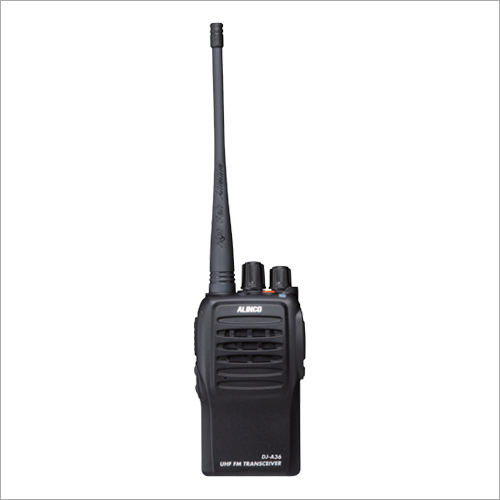 UHF FM Handheld Transceiver