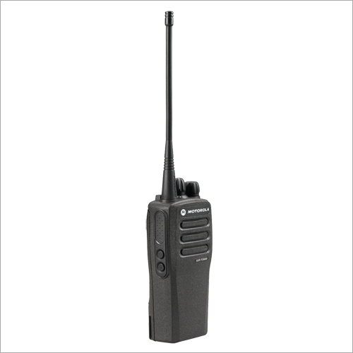 Motorola Portable Walkie Talkie