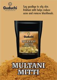 Pure Multani Mitti Face Pack