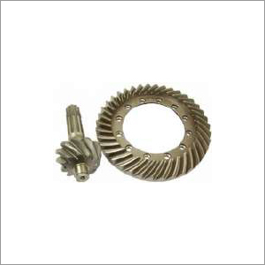 KIT CROWN WHEEL & PINION