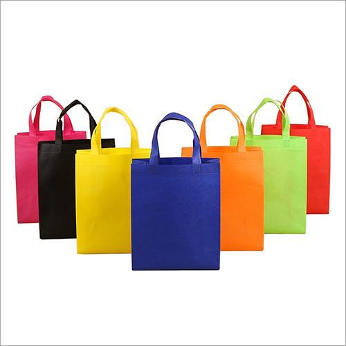 Plain Loop Handle Non Woven Bag