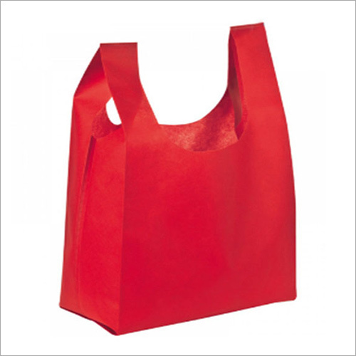 Super Market U Cut Non Woven Bag