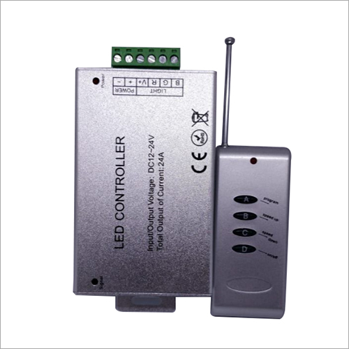 Remote Control RGB LED Controller