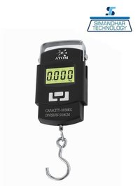 50 Kg Hanging Scale Black