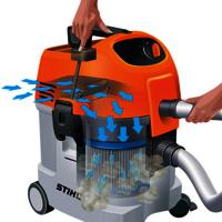 RE 122 STIHL Vacuum Cleaner