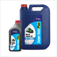 API CI-4 15W40 Diesel Engine Oil