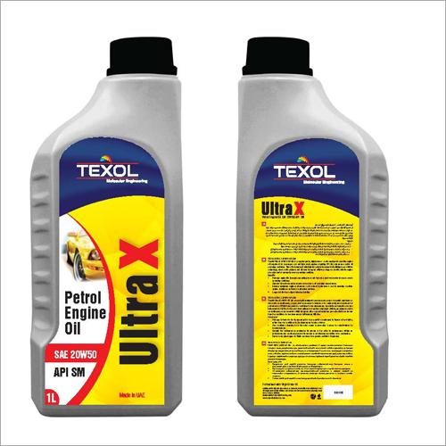 1 L API SM SAE 20W50 Petrol Engine Oil