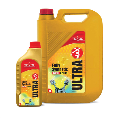 Ultra Max API SN 0W30 Fully Synthetic Oil