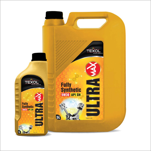 Ultra Max API SN 5W30 Fully Synthetic Oil