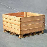 Wooden Ply Packing Box
