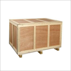 Wooden Ply Pallet Box
