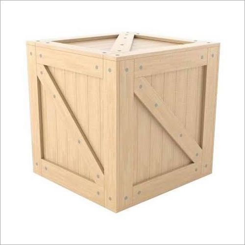 Industrial Wooden Ply Pallet Box