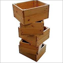 Wooden Packaging Pallet Box